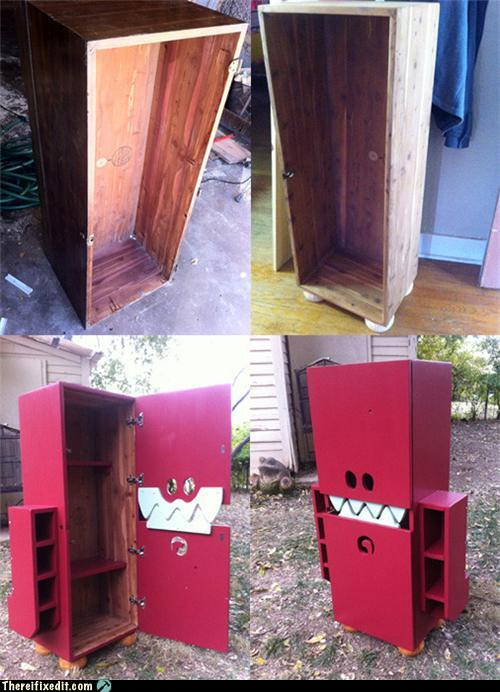 DIY Schrank